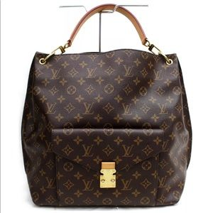 Louis Vuitton Hand Bag Metis Monogram
